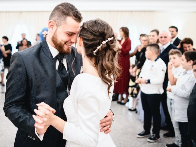 Il matrimonio di Cristian e Lucrezia a Isernia, Isernia 72