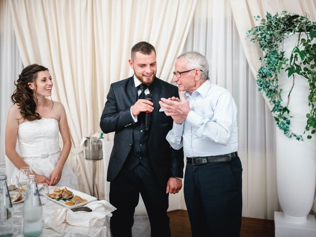 Il matrimonio di Cristian e Lucrezia a Isernia, Isernia 80