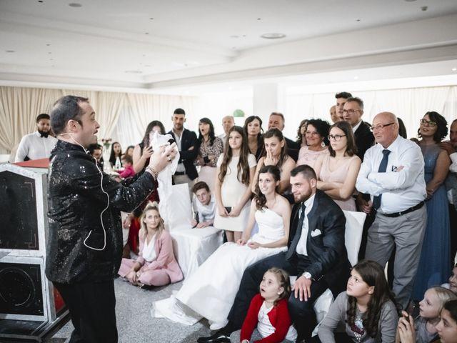 Il matrimonio di Cristian e Lucrezia a Isernia, Isernia 81