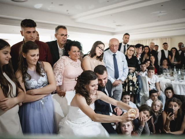 Il matrimonio di Cristian e Lucrezia a Isernia, Isernia 84