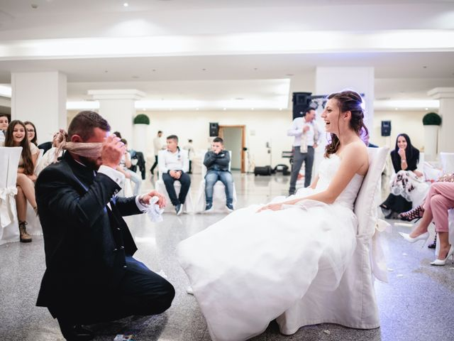 Il matrimonio di Cristian e Lucrezia a Isernia, Isernia 98