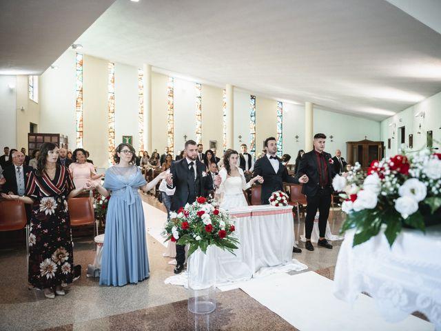 Il matrimonio di Cristian e Lucrezia a Isernia, Isernia 60