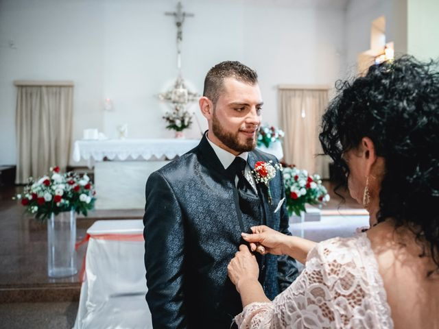 Il matrimonio di Cristian e Lucrezia a Isernia, Isernia 41