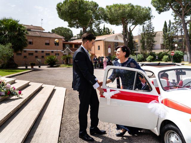 Il matrimonio di Giulio e Monica a Latina, Latina 15
