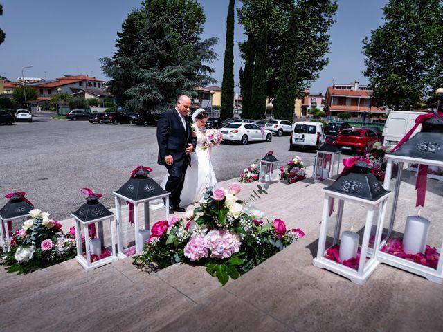 Il matrimonio di Giulio e Monica a Latina, Latina 17