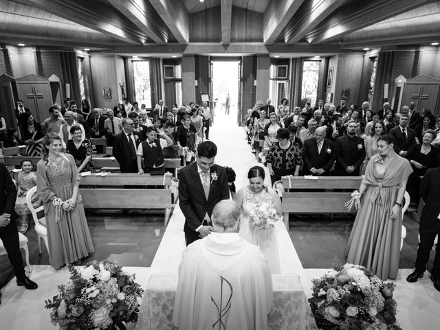 Il matrimonio di Giulio e Monica a Latina, Latina 19