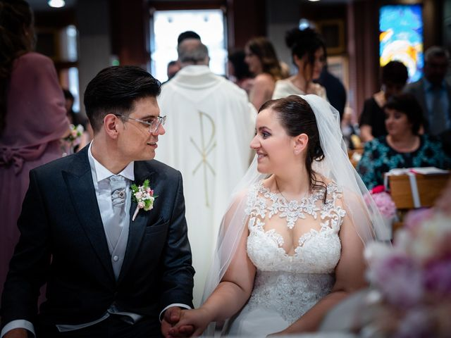 Il matrimonio di Giulio e Monica a Latina, Latina 21
