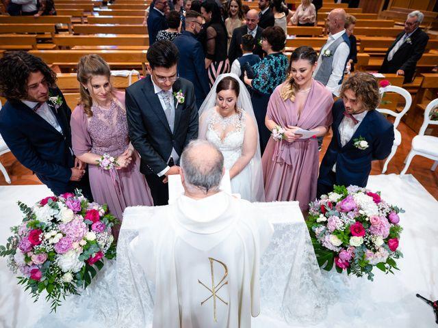 Il matrimonio di Giulio e Monica a Latina, Latina 22