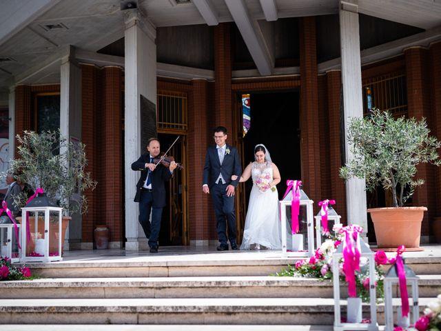 Il matrimonio di Giulio e Monica a Latina, Latina 24