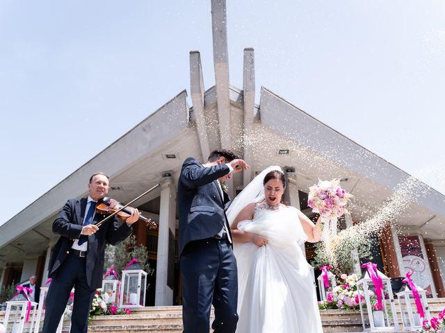 Il matrimonio di Giulio e Monica a Latina, Latina 25