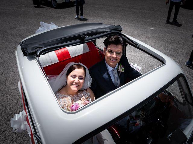 Il matrimonio di Giulio e Monica a Latina, Latina 26