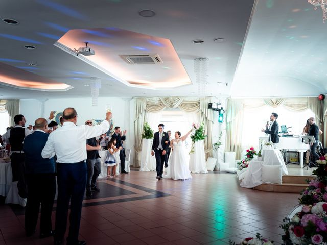 Il matrimonio di Giulio e Monica a Latina, Latina 35