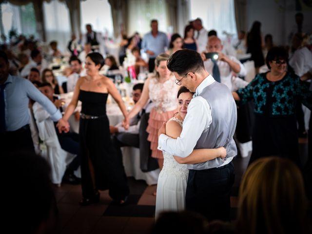 Il matrimonio di Giulio e Monica a Latina, Latina 39