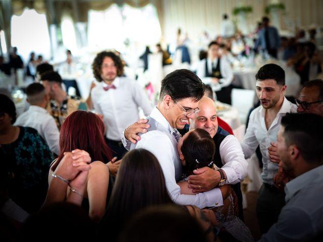 Il matrimonio di Giulio e Monica a Latina, Latina 40