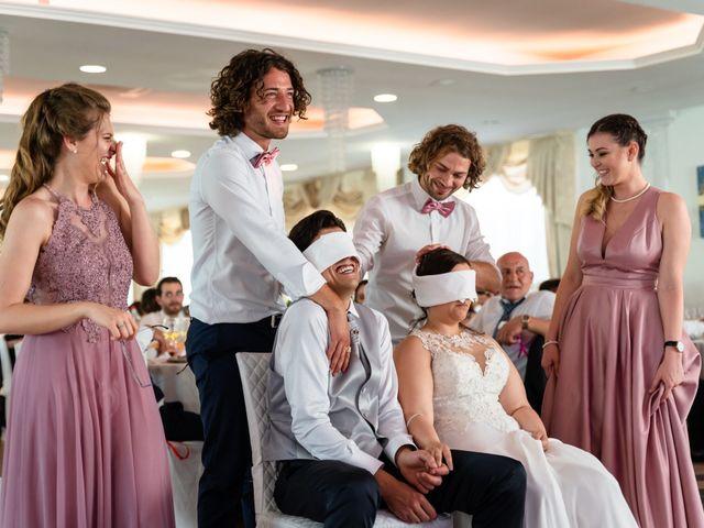 Il matrimonio di Giulio e Monica a Latina, Latina 44