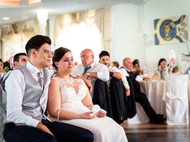 Il matrimonio di Giulio e Monica a Latina, Latina 45