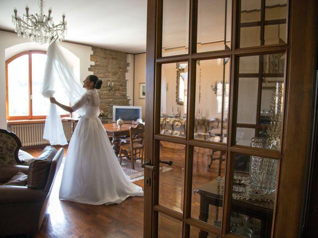 Il matrimonio di Cesare e Valentina a Serra San Quirico, Ancona 2