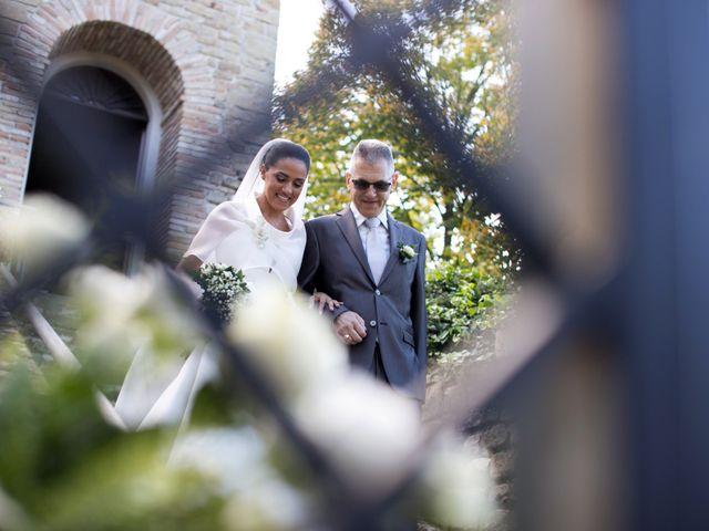 Il matrimonio di Cesare e Valentina a Serra San Quirico, Ancona 3