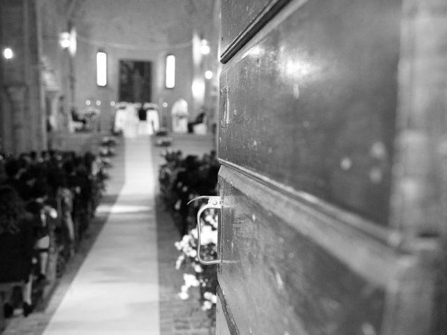 Il matrimonio di Cesare e Valentina a Serra San Quirico, Ancona 5