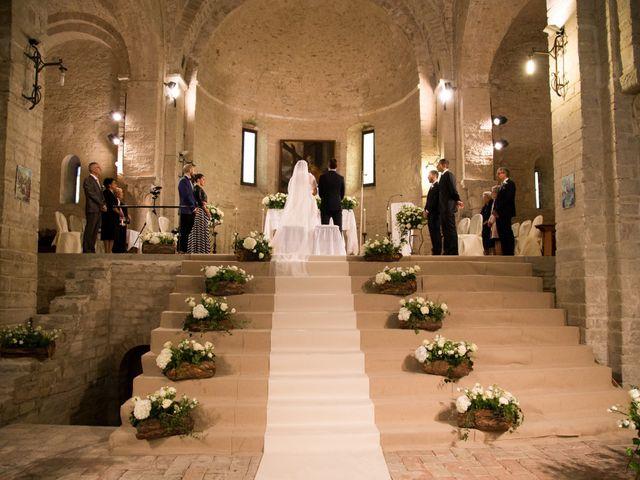 Il matrimonio di Cesare e Valentina a Serra San Quirico, Ancona 7