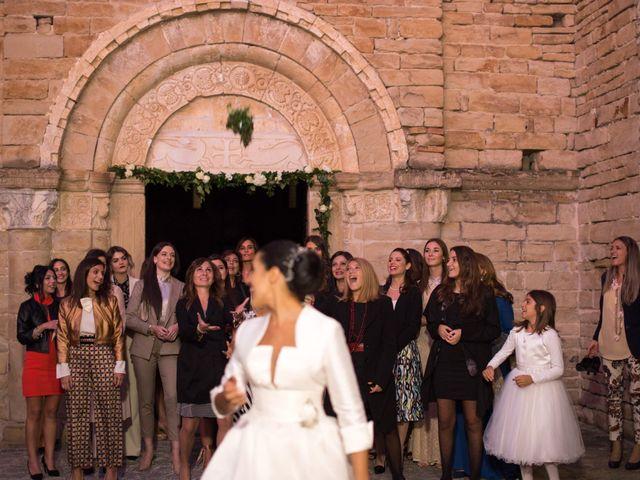 Il matrimonio di Cesare e Valentina a Serra San Quirico, Ancona 15