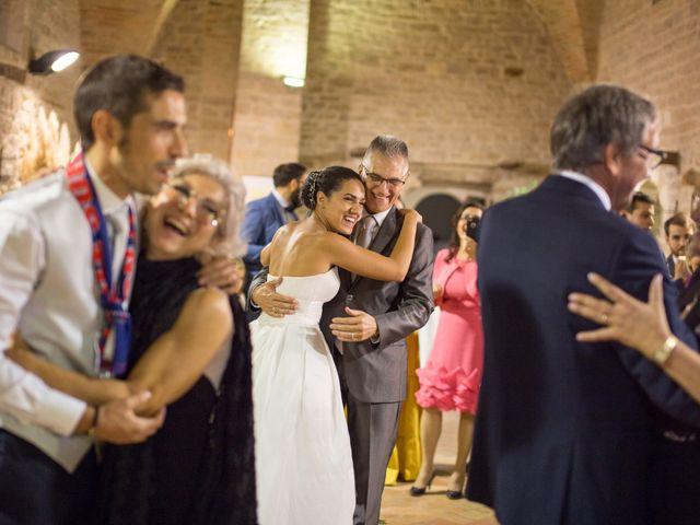Il matrimonio di Cesare e Valentina a Serra San Quirico, Ancona 16