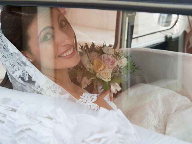 Il matrimonio di Simona e Cesare a Aradeo, Lecce 5
