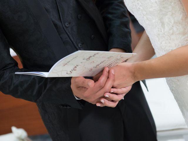 Il matrimonio di Simona e Cesare a Aradeo, Lecce 8