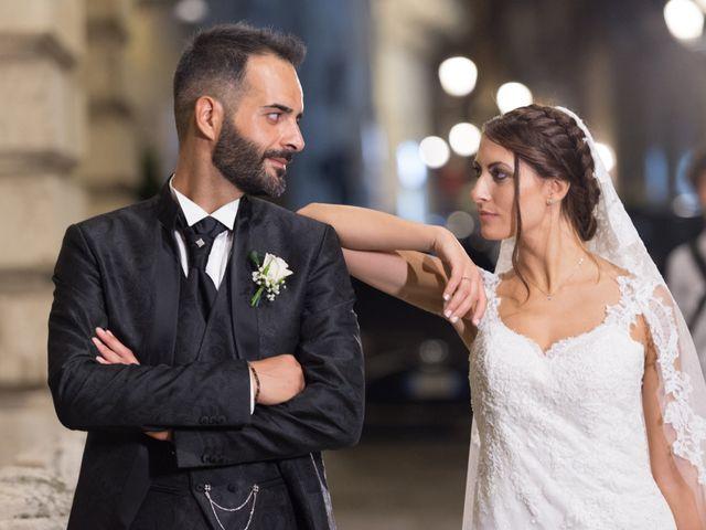 Il matrimonio di Simona e Cesare a Aradeo, Lecce 13