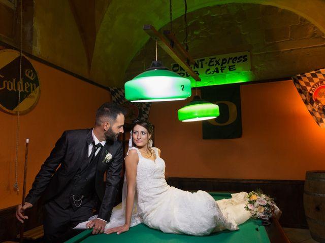 Il matrimonio di Simona e Cesare a Aradeo, Lecce 14