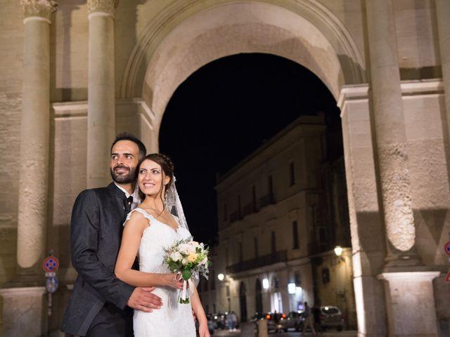 Il matrimonio di Simona e Cesare a Aradeo, Lecce 15