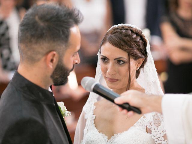 Il matrimonio di Simona e Cesare a Aradeo, Lecce 23