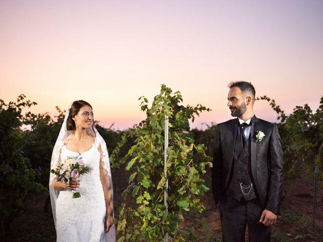 Il matrimonio di Simona e Cesare a Aradeo, Lecce 35