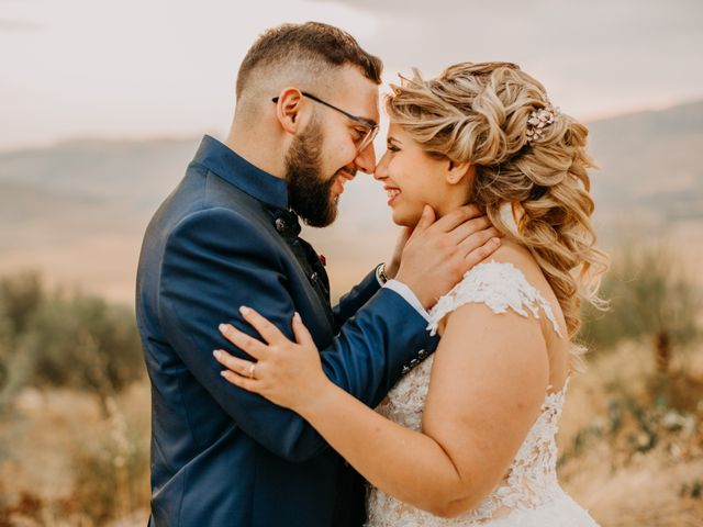 Il matrimonio di Concetta e Giuseppe a Barrafranca, Enna 4