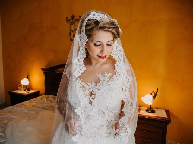 Il matrimonio di Concetta e Giuseppe a Barrafranca, Enna 13