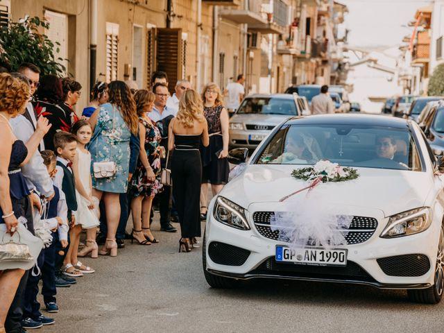 Il matrimonio di Concetta e Giuseppe a Barrafranca, Enna 15