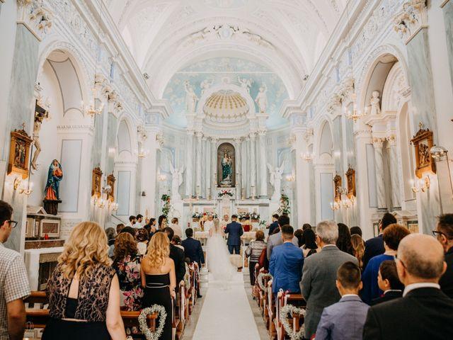 Il matrimonio di Concetta e Giuseppe a Barrafranca, Enna 16