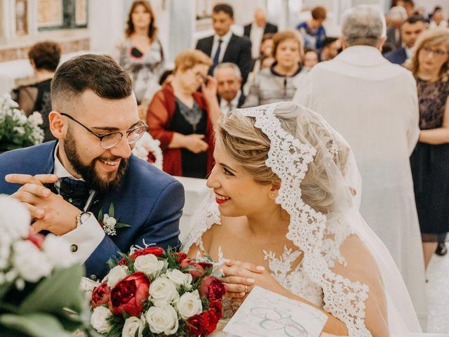 Il matrimonio di Concetta e Giuseppe a Barrafranca, Enna 18