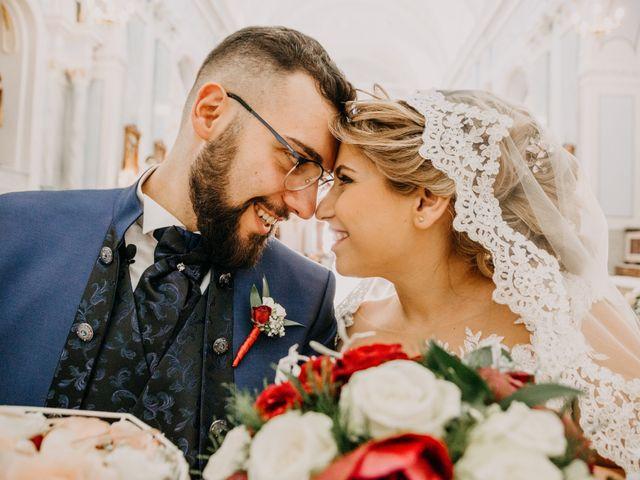 Il matrimonio di Concetta e Giuseppe a Barrafranca, Enna 19