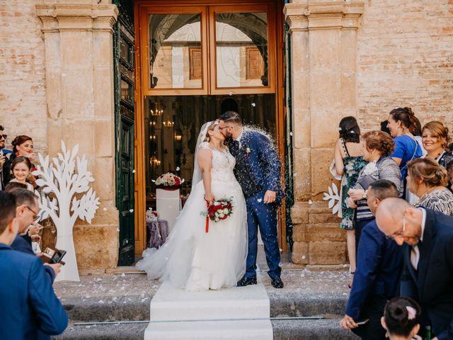 Il matrimonio di Concetta e Giuseppe a Barrafranca, Enna 20