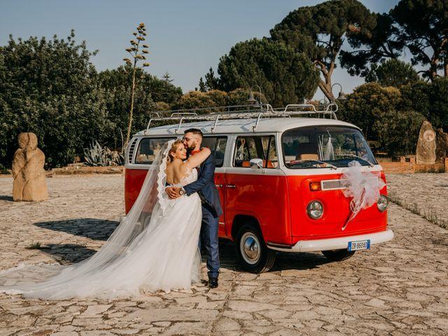 Il matrimonio di Concetta e Giuseppe a Barrafranca, Enna 22