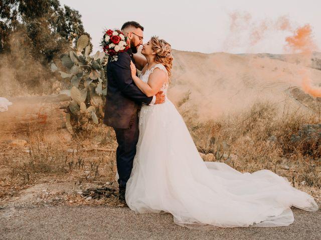 Il matrimonio di Concetta e Giuseppe a Barrafranca, Enna 27