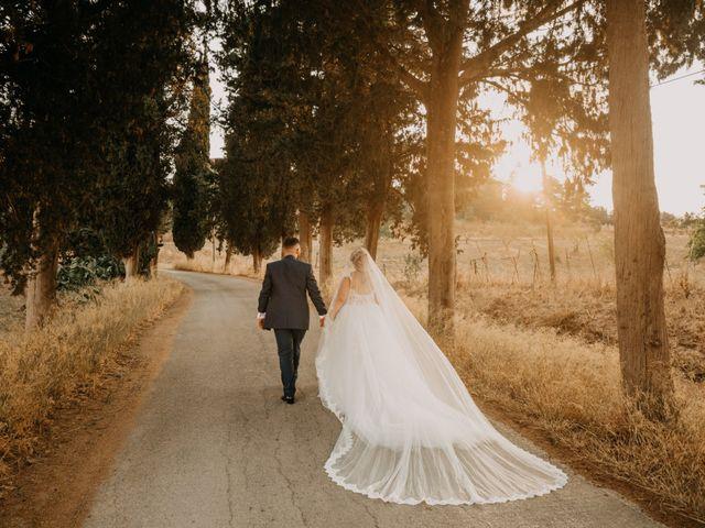 Il matrimonio di Concetta e Giuseppe a Barrafranca, Enna 31