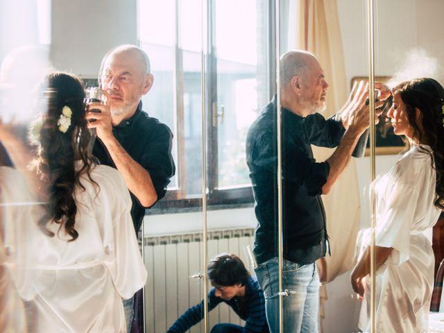 Il matrimonio di Massimo e Elena a Calco, Lecco 1