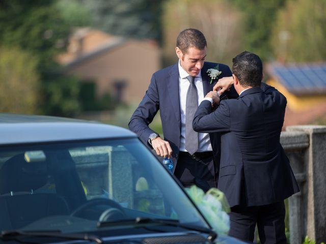 Il matrimonio di Massimo e Elena a Calco, Lecco 5