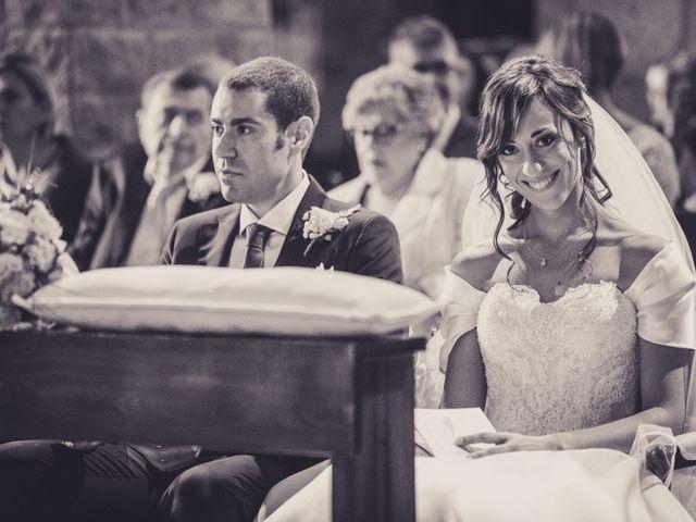 Il matrimonio di Massimo e Elena a Calco, Lecco 10