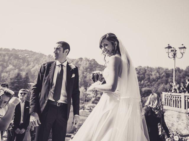 Il matrimonio di Massimo e Elena a Calco, Lecco 11