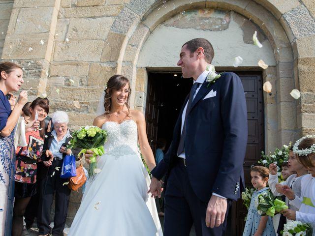 Il matrimonio di Massimo e Elena a Calco, Lecco 12