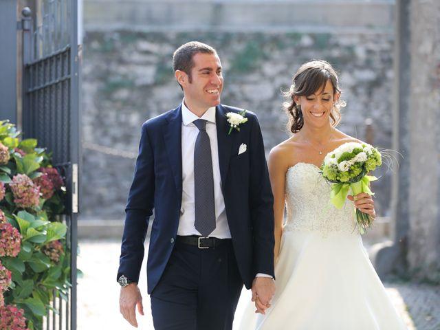 Il matrimonio di Massimo e Elena a Calco, Lecco 13