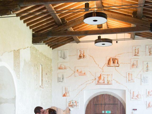 Il matrimonio di Massimo e Elena a Calco, Lecco 15